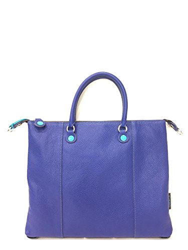 GABS G3 E17 DODO Borsa donna in pelle tg M (blu)