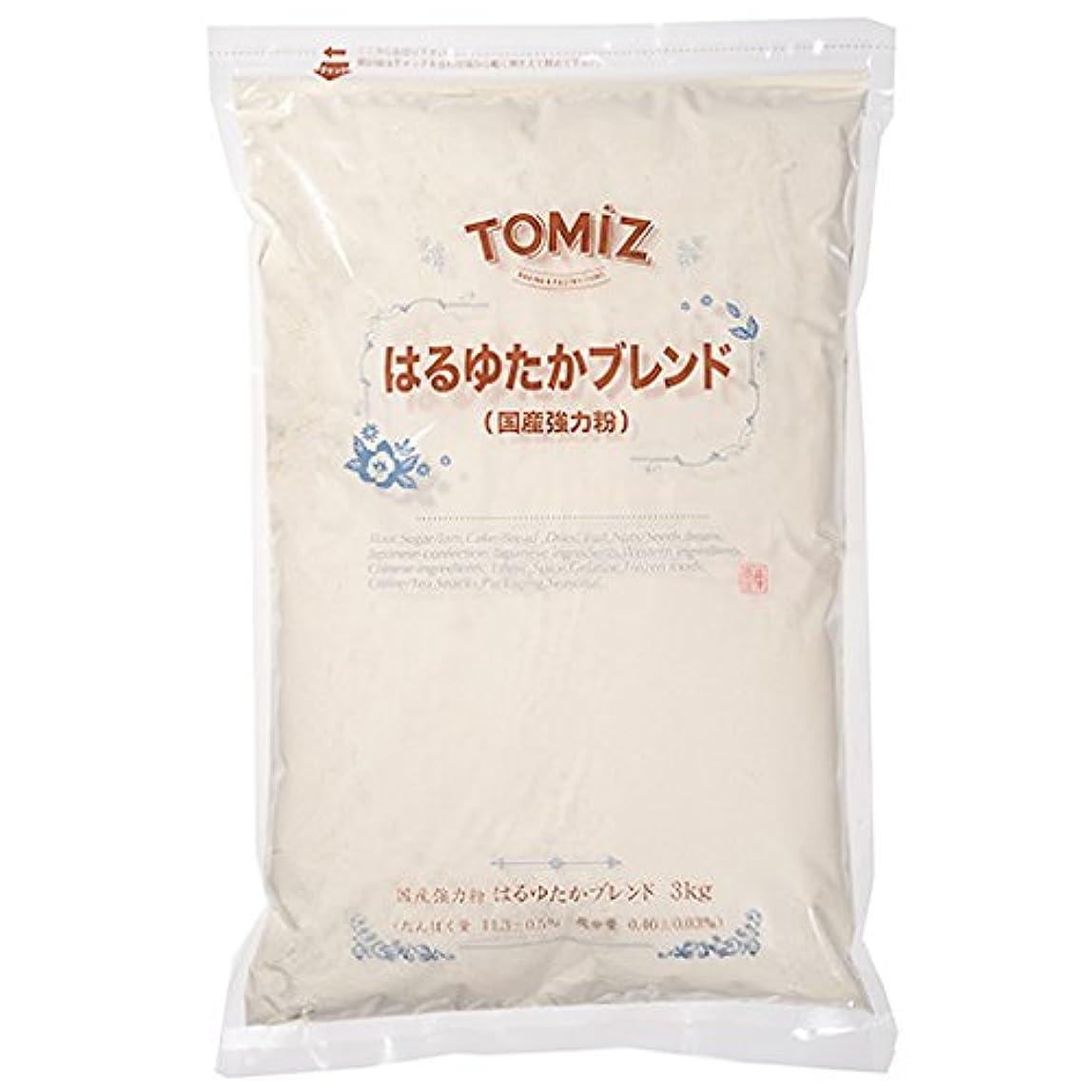 郊外家事をする雪だるま強力粉 2kg 国産 無農薬?無化学肥料栽培ゆめかおり パン用 小麦粉