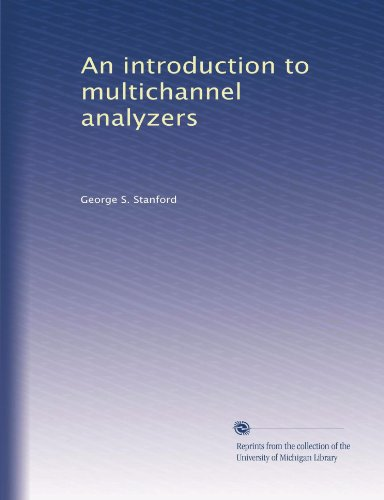 An introduction to multichannel analyzers