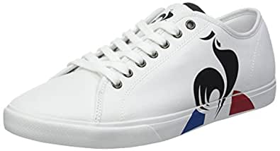Le Coq Sportif Men's Verdon Bold Trainers, (Optical White Blanc), 10.5 UK