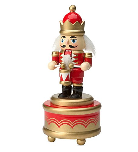 Holiday Music Box (Soldier Holiday Nutcracker Music Box)