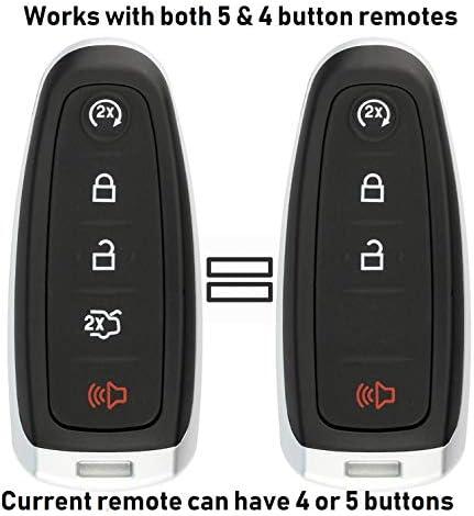 Key Fob fits 2011-2017 Lincoln Ford Keyless Entry Smart Remote M3N5WY8609