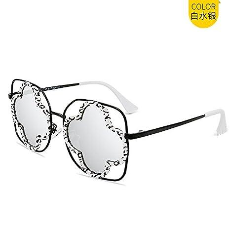KLXEB Männliche Und Weibliche Baby Sonnenbrille Polarisierte Licht Brille Girl Princess Flower Schattierung Gläser Kinder Sonnenbrille, Violett