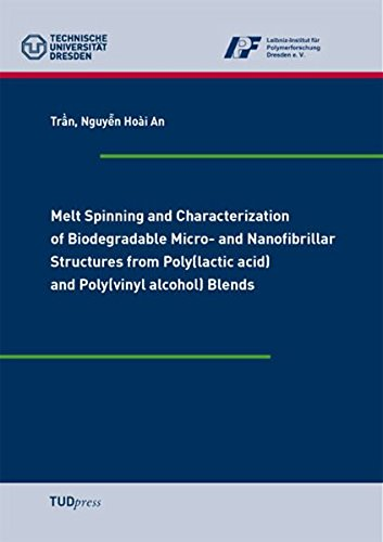 Melt Spinning and Characterization of Biodegradable Micro- and ...