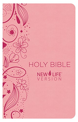 Holy Bible - New Life Version [Pink] (New Life Bible) (Easy To Read And Understand Holy Bible)