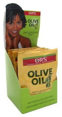 Ors Olive Oil Replenishing Pak 1.75oz (12 Pieces) by Organic Root (Olive Oil Replenishing Pak)