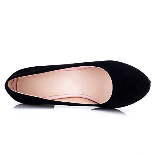 Sin JOJONUNU Black Cordones Office Mujer Zapatos B88w105x