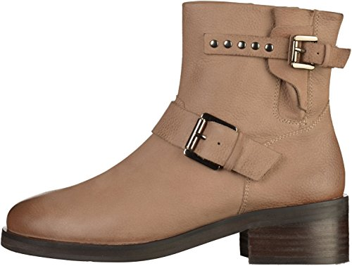 Taupe Pms Ankle Boot Motardes Zapa Femme Bottes q4Swvq