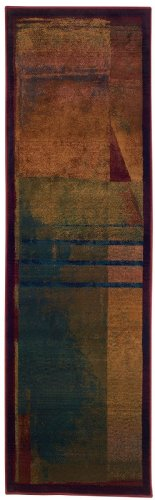 Oriental Weavers Contemporary Runner Area Rug 2'3