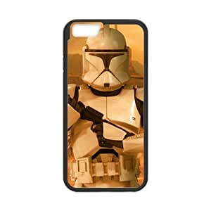 Diy Yourself Cool Star Wars Clone Trooper ULqGIg8Z9wB case cover for iPhone 6 plus 5.5