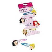 Disneys Princess - Barrette Prinzessinnen (In 5 Cm X 15 Cm)