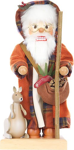 Christian Ulbricht Nutcracker - Australian Santa - Limited Edition - 45 cm / 17.7 inch