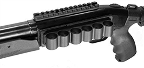 Tactical Scope Mount Mossberg 500 with Shell Holder Kit