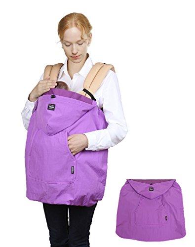 Cheap Manito Wind-Ban Baby Carrier Windbreaker (Purple)
