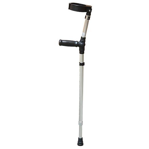 LIBWX Muletas, bastón para discapacitados, Andador Ligero (Color ...