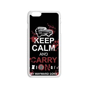 Keep Calm And Carry Brand New And Custom Hard Case Cover Protector For Iphone 6