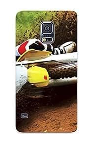 New Arrival Premium Galaxy S5 Case Cover With Appearance (suzuki Rmz250)