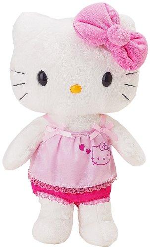 "Hello Kitty 12.5"" Plush: Dress-me Doll ~New"