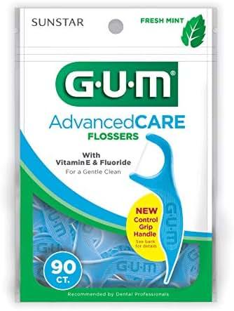 Dental Floss: Gum Advanced Care