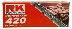 RK Racing Chain M420-110 (420 Series) 11...