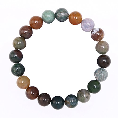 bead studio with shaw large gold products gemstone bracelet gemstones lizzy filled