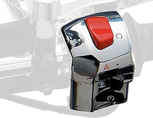 YAMAHA(ヤマハ) メッキスイッチR MAXAM (CP250) Q5K-YSK-040-U02 B004HO6XC4  右側