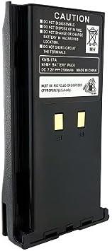 Battery Eliminator KNB-17 KNB17 fit KENWOOD TK280 TK380 TK385 TK480 TK290 TK390