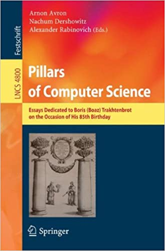 High School Essay Writing Pillars Of Computer Science Essays Dedicated To Boris Boaz Trakhtenbrot  On The Occasion Of His Th Birthday Lecture Notes In Computer Science  Th  Essay Proposal Examples also Essays On Health Care Pillars Of Computer Science Essays Dedicated To Boris Boaz  Topics English Essay
