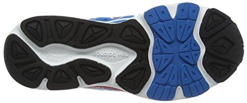 New Balance 670v5, Zapatillas Deportivas para Interior para Hombre Multicolor (Blue 400)