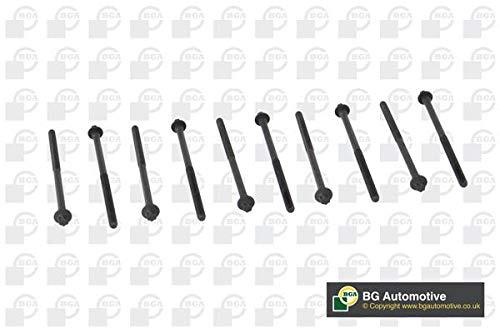 BGA BK6364 Set di bulloni a testa cilindrica B G Automotive Ltd.