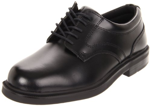 picture of Deer Stags Men's Times Plain Toe Oxford,Black,14 M