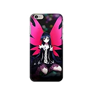 """Accel World Kuroyukihime Black Lotus 4.7 inches iPhone 6 Case,fashion design image custom iPhone 6 4.7 inches case,durable iPhone 6 hard 3D case cover for iPhone 6 4.7"""", iPhone 6 Full Wrap Case"""