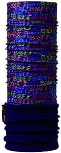 """Buff - Braga de cuello para niños, diseño con texto """"Buff"""""""