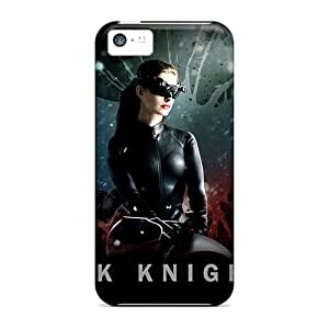 Forever Collectibles The Dark Knight Rises Official 3 Hard Snap-on Iphone 5c Case