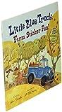 Little Blue Truck Farm Sticker