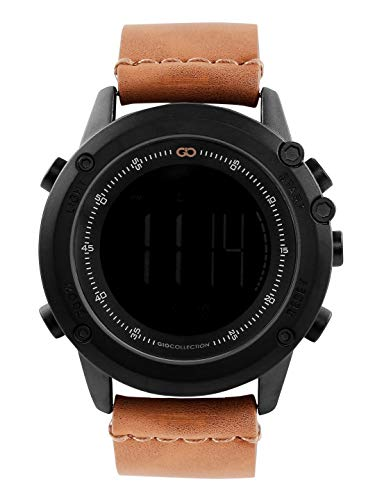 Gio Collection Digital Men #39;s Watch G3011