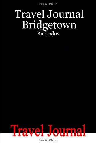 Travel Journal Bridgetown - Barbados