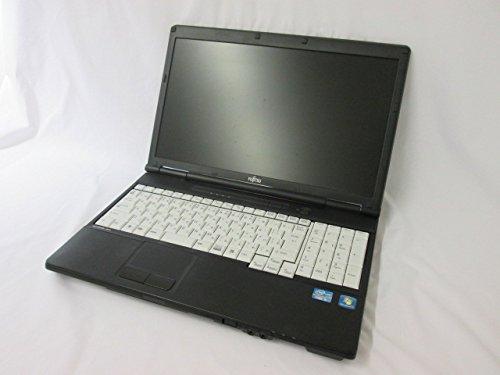 【中古ノートパソコン】富士通 LIFEBOOK A561/C [FMVNA4NE] -Windows7 Professional 64bit Core i5 2.5GHz 4GB 160GB DVDマルチ テンキー 15.6インチ   B01E6UA176
