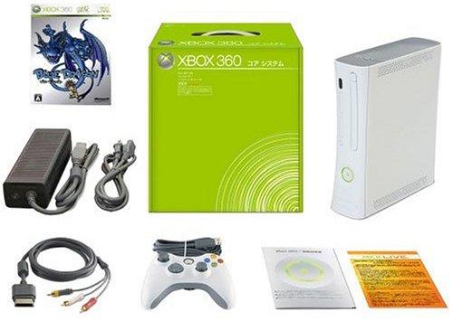 Xbox 360 コアシステム ブルードラゴン プレミアムパック(限定版)の商品画像