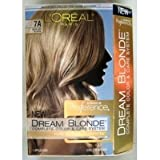 L'Oreal Superior Preference Dream Blonde Hair Color, 7A Dark Ash Blonde