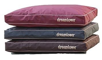 Dreamlover Premium Cama Cuna para Perros (Granate)