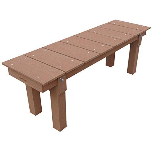 igarden アイガーデン アイウッド縁台ウルトラ1235 ナチュラル アイガーデンオリジナル人工木ウッドデッキ、樹脂木、木樹脂、プラウッド、ウッドデッキセット、木製デッキ、縁台 B012V1YEZC