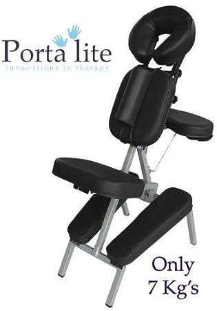 Porta Lite Advantage Chaise De Massage Leger Et Facile A Transporter Style Professionnel