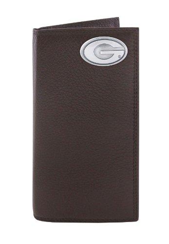 georgia bulldog purse leather - 6