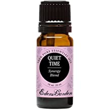 Quiet Time Synergy Blend Essential Oil by Edens Garden- 10 ml