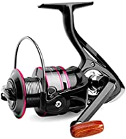 FISHOAKY Fishing Rod kit, Carbon Fiber Telescopic Fishing Pole and Reel Combo with Line Lures Tackle Hooks Ree