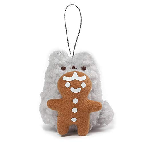Pusheen Series 8 - Christmas Sweets - Stormy w/Gingerbread - Sweet Gingerbread