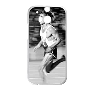 Happy Running Man Hot Seller Stylish Hard Case For HTC One M8