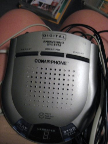 Conairphone Digital Answering System (Conairphone Telephone)