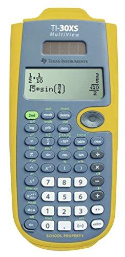 Texas Instruments TI-30XS MultiView Scientific Calculator 2P
